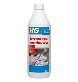 HG Hg Terrastegel Vernieuwer - Schoonmaakmiddelen - 1 l