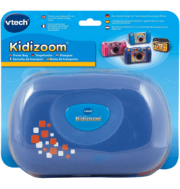 VTECH VTECH KIDIZOOM/VIDOCAM TAS BLAUW 4-8 JR