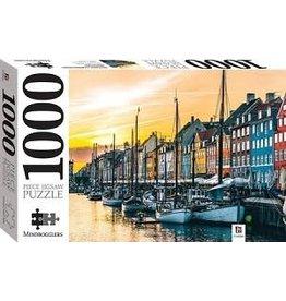 JIGSAW Copenhagen Denmark - 1000 stukjes