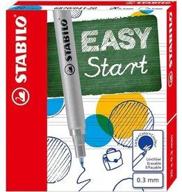 STABILO STABILO EASYoriginal 20 Navullingen Fine - Blauw