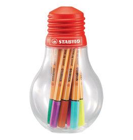 STABILO STABILO FINELINERS 12ST LAMP