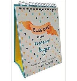 DELTAS Elke dag is een nieuw begin: Leuke en inspirerende citaten voor elk moment