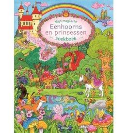 Boek - Zoekboek - Mijn magische Eenhoorns & prinsessen