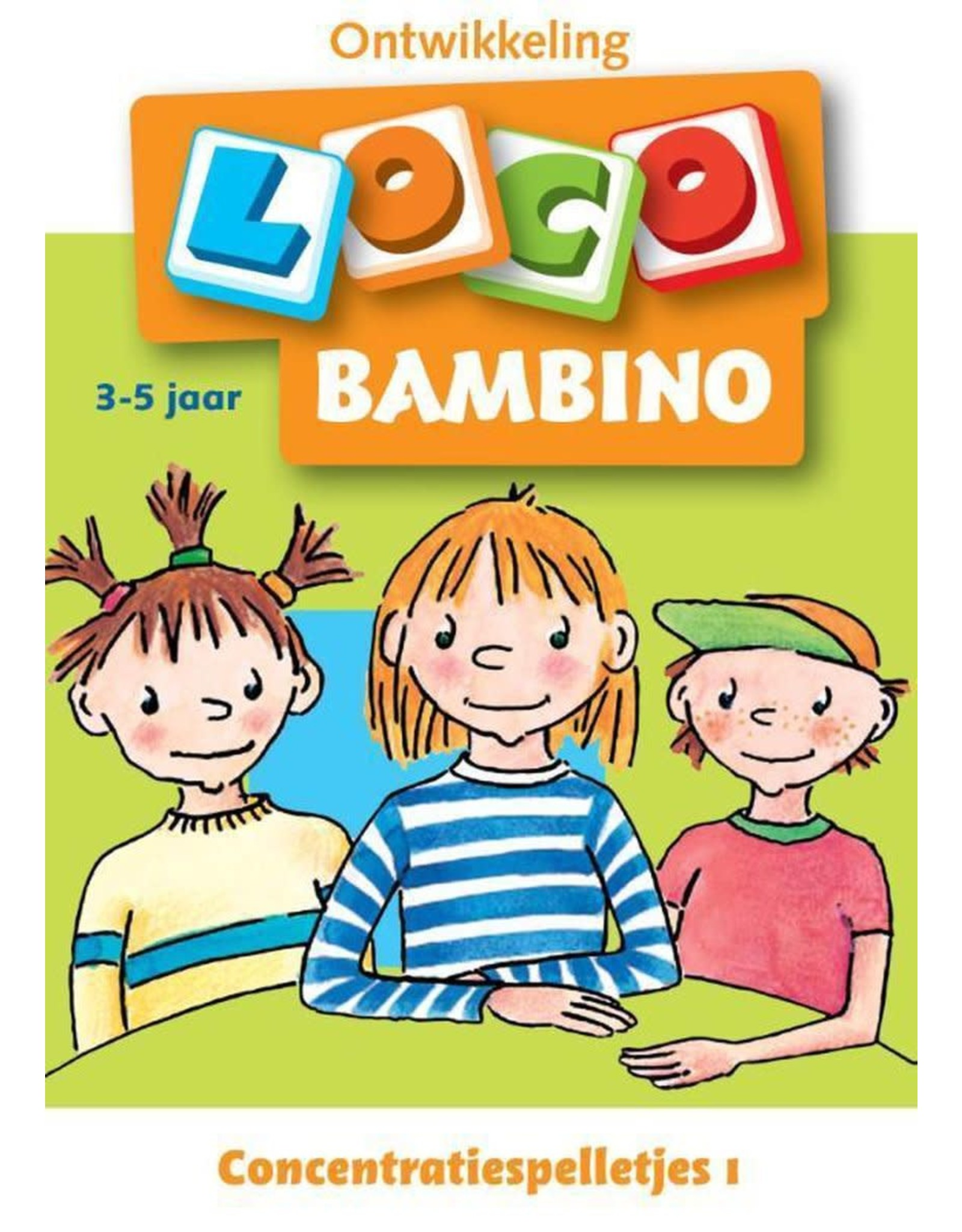 BAMBINO LOCO CONCENTRATIESPELLETJES