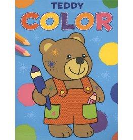 TEDDY KLEURBOEK