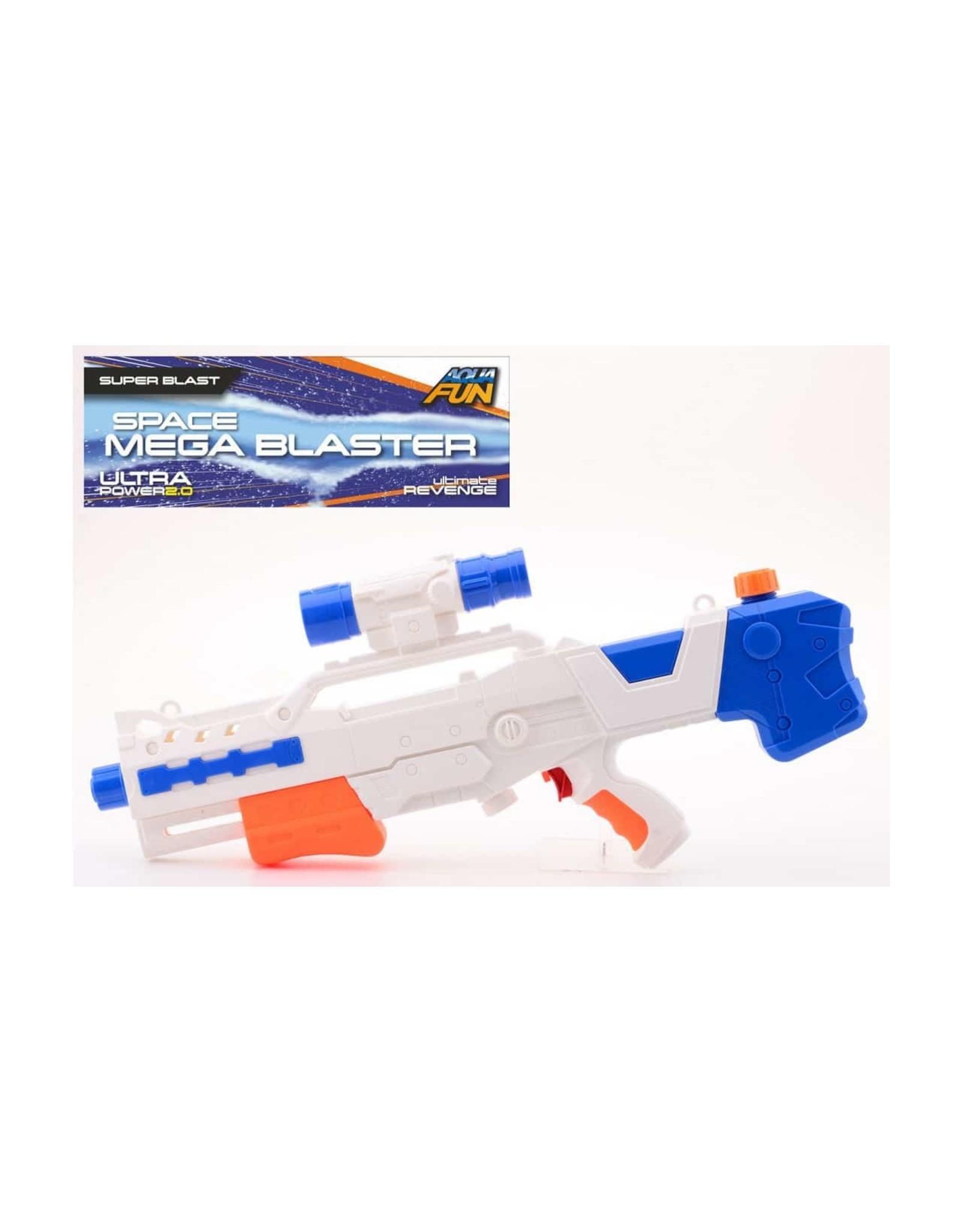 Aqua Fun waterpistool Space Mega Blaster ± 60 cm