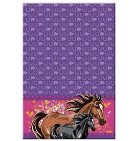 Paarden tafelkleed 130x180 cm