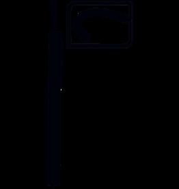 ULTRA CLEAN Radiator Borstel grijs