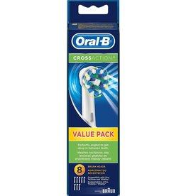 ORAL-B PZTBRSTLS CRSS ACT. 8ST