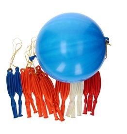 Punchballoons: 18 stuks