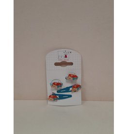 BB BB 2 Haarelastiekjes +2 speeltjes met zeemeermin