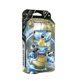 POKEMON Pokémon TCG Blastoise V Battle deck