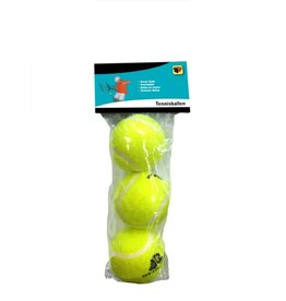 ANGEL SPORTS Tennis ballen 3 stuks in zak