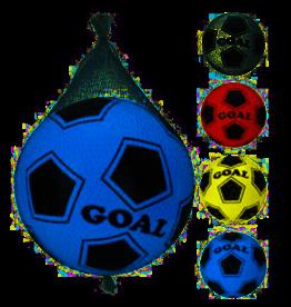 Voetbal plastic Goal 23 cm
