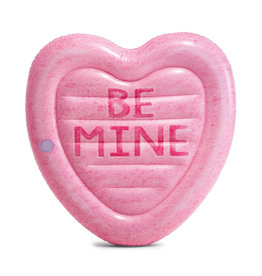 INTEX INTEX luchtbed candy heart