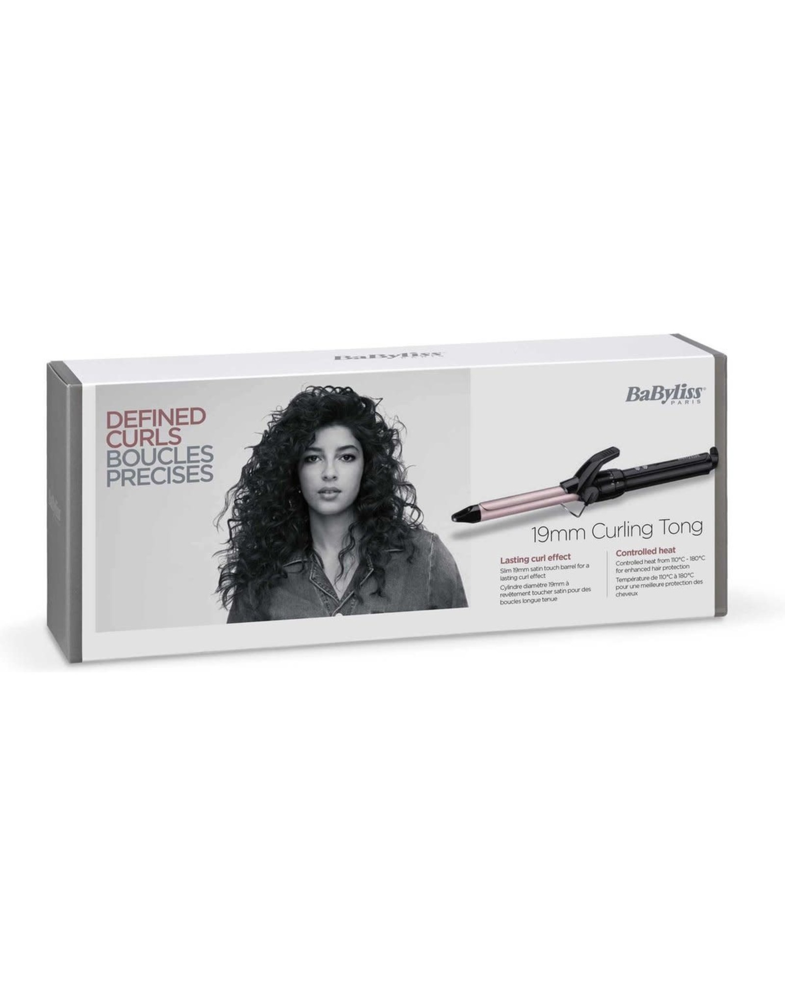 Babyliss BaByliss  Curling Iron 19mm