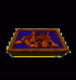 Mars & More Schootkussen Liggend konijn