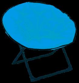SENS-LINE SenS-Line EaZy loungestoel – blauw