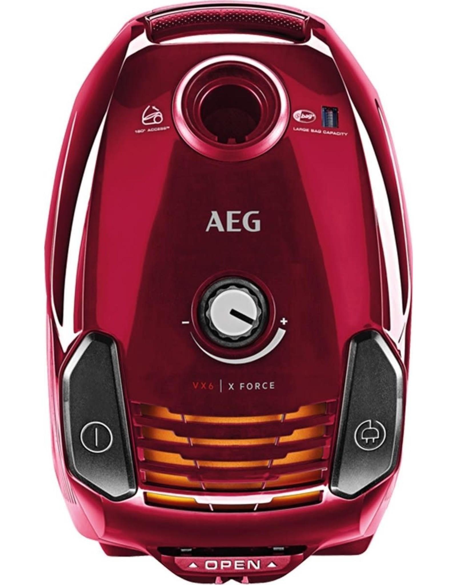 AEG AEG VX6-2-RR - Stofzuiger met zak