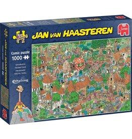 JUMBO Jan van Haasteren Efteling Sprookjesbos puzzel - 1000 stukjes