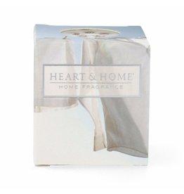 HEART & HOME Heart & Home Votive - Fresh Linnen