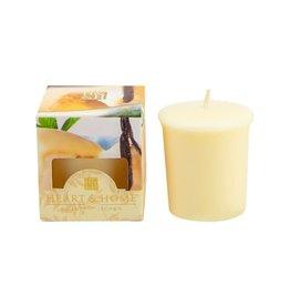 HEART & HOME Heart & Home Votive - French Vanilla