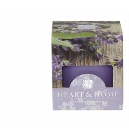 HEART & HOME Heart & Home Votive - Lavender & Sage