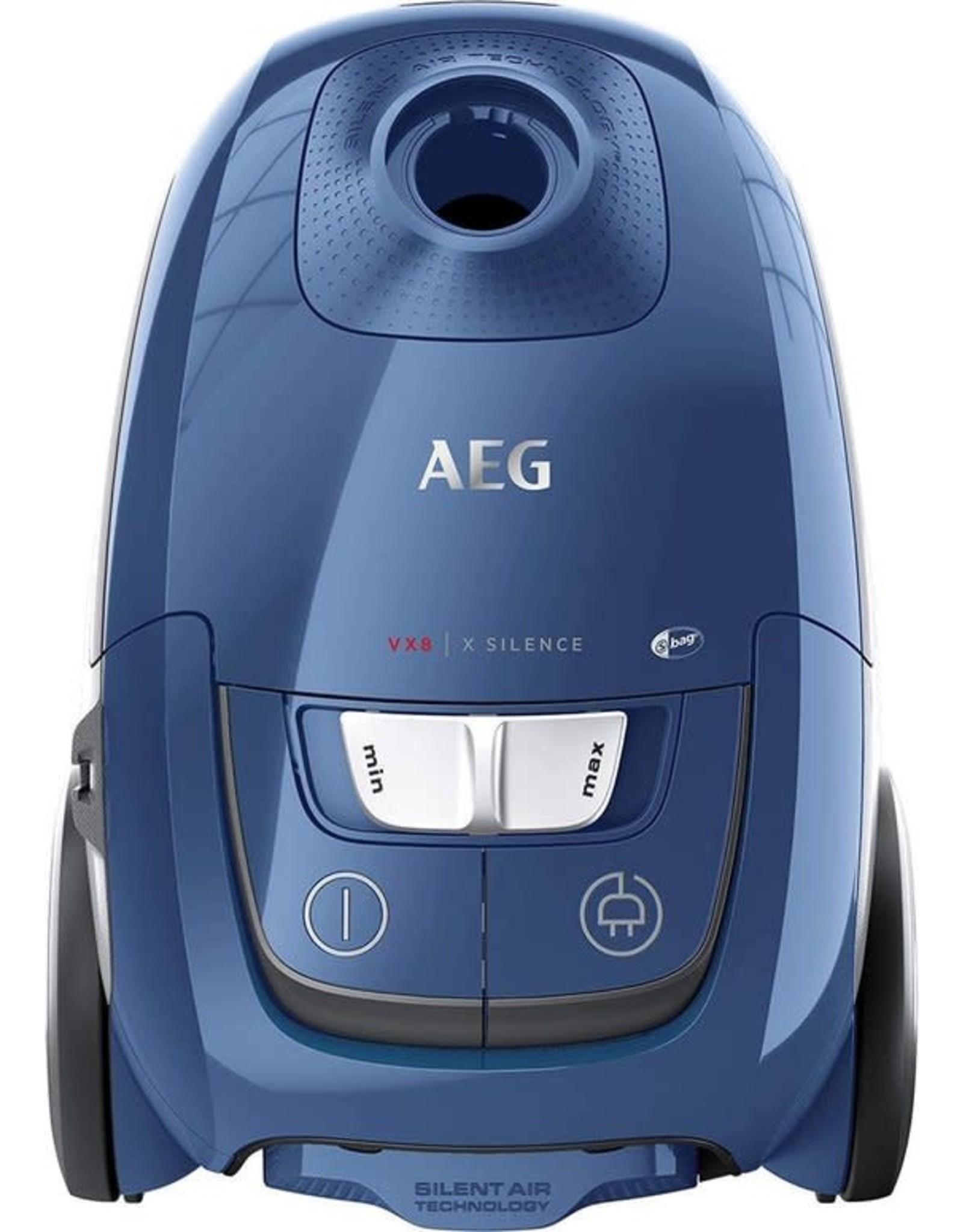 AEG VX8-2-6SB - Stofzuiger met zak
