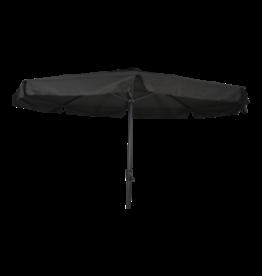 Lesli Living Parasol Libra, zwart 3,5 meter