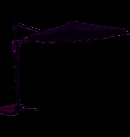 Lesli Living Zweefparasol Libra 3 meter, grijs