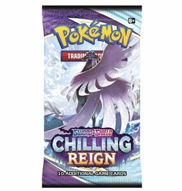 POKEMON Pokémon Sword & Shield Chilling Reign Collector's Album - Pokémon Kaarten