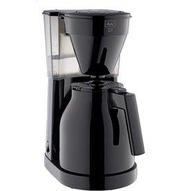 MELITTA Melitta Easy II Therm - Filter-koffiezetapparaat - Zwart