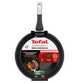 TEFAL Tefal Unlimited Koekenpan - Ø 30 cm - Inductie