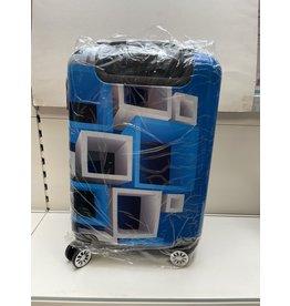 Koffer S blauw