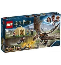 LEGO LEGO 75946 Hongaarse Hoornstaart Toverschool Toernooi