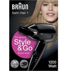 BRAUN Braun Satin Hair 1 HD130 Style&Go - Reishaardroger
