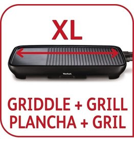 TEFAL Tefal TG3918 Plancha Malaga - Bak- en Grillplaat XL