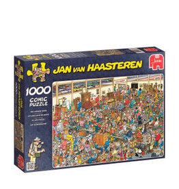 JUMBO Jan van Haasteren  OP ZOEK NAAR DE SCHAT (1000)