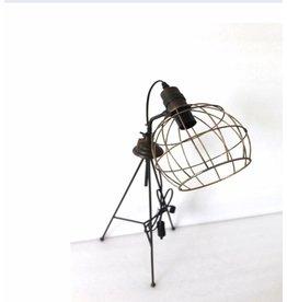 MANSION Metal Lamp Globe 29*37.5*75cm