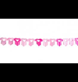 FOLAT Slinger baby rompertje roze 6 meter