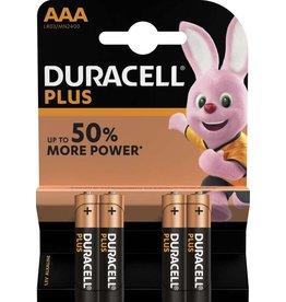 DURACELL Duracell Plus Power 4xAAA