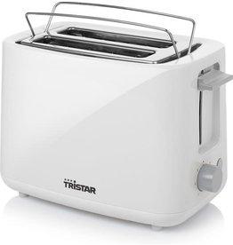 TRISTAR Tristar BR-1040 Broodrooster – 2 korte sleuven – Wit