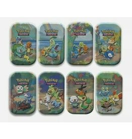 POKEMON Pokemon 25th Anniversary Celebrations Mini Tin New