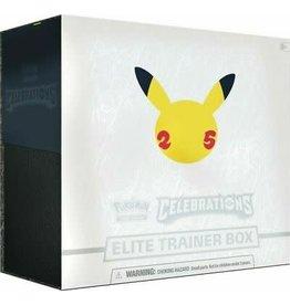 POKEMON Pokemon Celebrations 25th Anniversary Elite Trainer Box