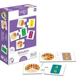 Learning Kids - Breuken 15x23,5x5cm