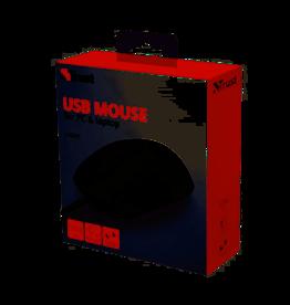 Trust Trust Carve - Optische USB Muis / Zwart