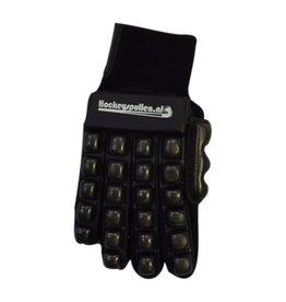 Hockeyspullen.nl Handschoen special RECHTS Full Finger Zwart