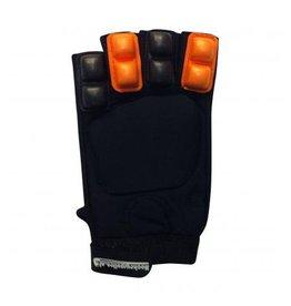 Hockeyspullen.nl Glove Deluxe Oranje *
