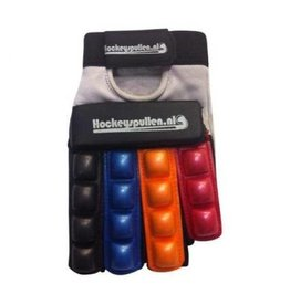 Hockeyspullen.nl Handschoen Half Finger Basic Multi