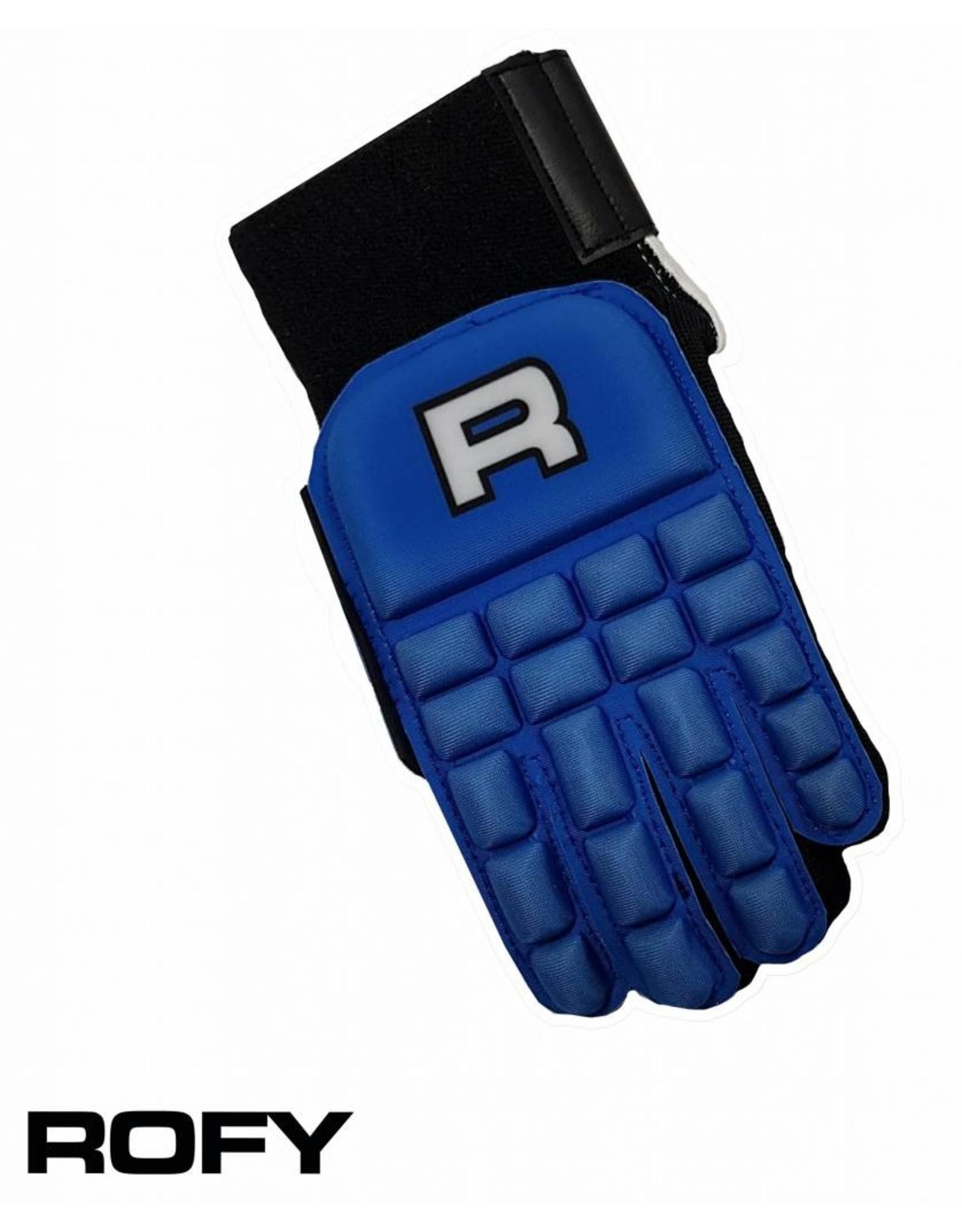 ROFY Full Finger Zaalhandschoen Classic blue